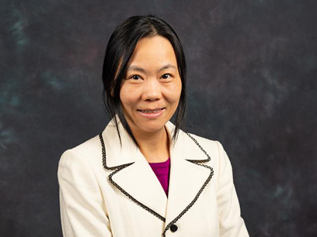 uedbet Associate Professor Jennifer Chen, Ed.D.